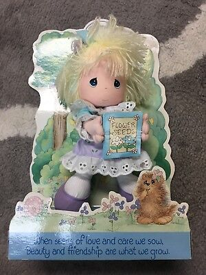 Precious Moments Plush Applause 1991 Storybook Collection