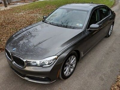 2018 7-Series  $87,495 MSRP-X Drive-3.0L Twin Turbo-Sunroof-Cold Weather Package-27,800 Miles!