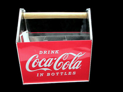 Coca-Cola Condiment Picnic Napkin Caddy Carrier Drink Coca-Cola- BRAND NEW