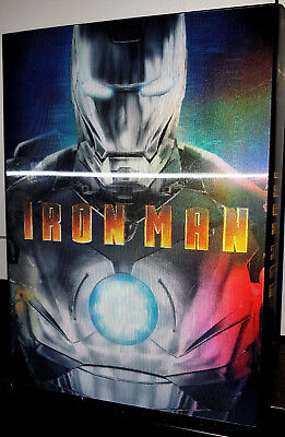 IRON MAN COMIC-CON exclusive Lenticular Slip cover