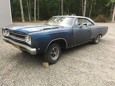 1968 Plymouth GTX GTX 1968 Plymouth GTX L CODE 440 A LOT OF  PAPERWORK CLEAN CAR