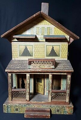 Original Antique Bliss Doll House