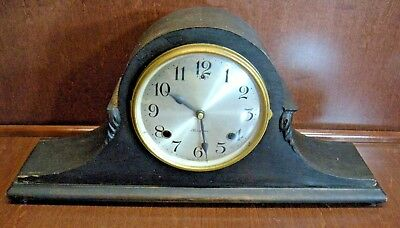 Vintage Sessions Mantle Clock