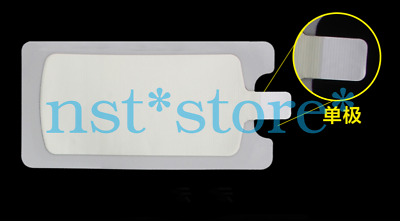 Disposable monopolar negative plate Electrode physiotherapy patch