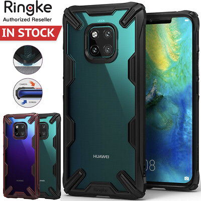 Mate 20 Mate 20 Pro Case Ringke Fusion X Shockproof Clear Hard Cover For Huawei