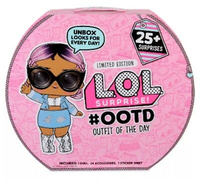 Authentic LOL Surprise! #OOTD Outfit of the Day Doll Accessories LOL by MGA New