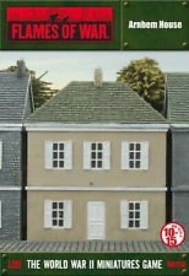 BB158 Flames of War 15mm - European House Arnhem. Free Delivery