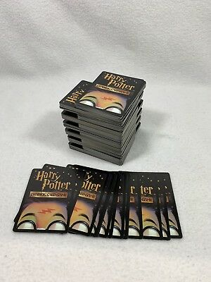Lot Of 315 Harry Potter Trading Card Game Cards 2001 Unsearched