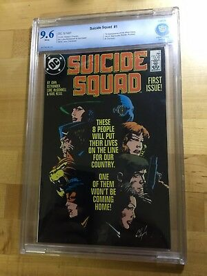 Suicide Squad #1 CBCS 9.6 First Appearance Of The Jihad
