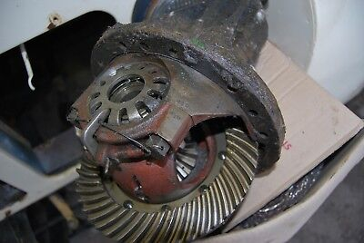 Land Rover Serie 2, 2a Differential