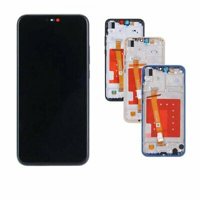 New For Huawei Assembly P20 Lite LCD Display Touch Screen Digitizer + Frame ZJ