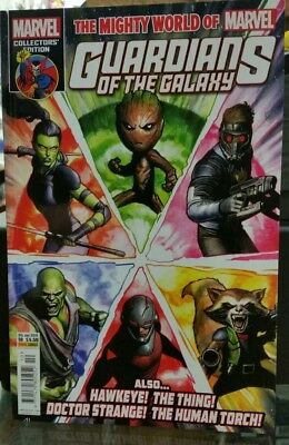 #10 Guardians of the Galaxy Mighty World of Marvel January 2019 Marvel comic