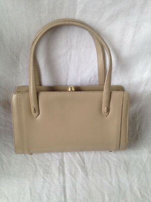 Borsa Di Pelle - Genuine Leather Bag - Vintage