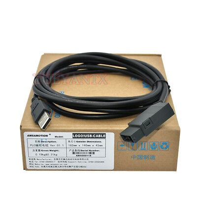 6ED1057-1AA01-0BA0 Suitable Siemens LOGO PLC Programming cable USB-LOGO Adpater