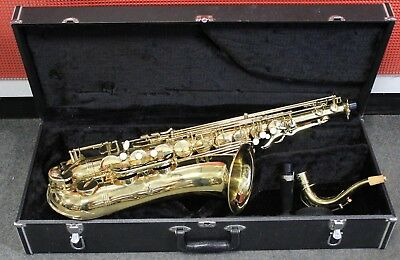 Session Supervised by French Technicians - Tenorsaxophon mit Koffer