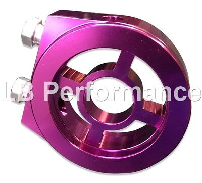 Sandwich Plate Adaptor Oil Temperature/ Pressure For Toyota Celica Starlet Supra