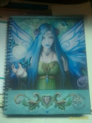 Anne Stokes Journal, nuovo e originale Nemesis Now. Idea regalo