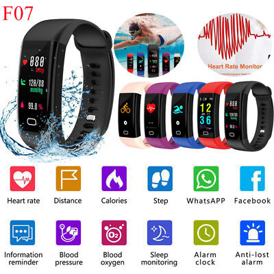 IP68 Wasserdicht Bluetooth Smartwatch Fitness Tracker Armband for Android iOS
