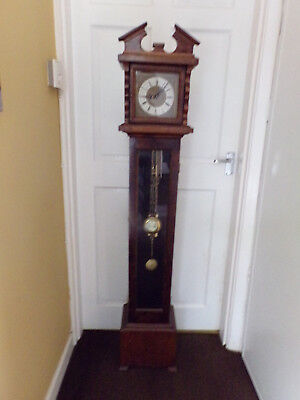 R & A Grand Daughter Clock