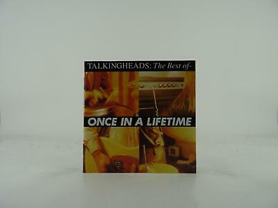 TALKING HEADS, THE BEST OF - ONCE IN A LIFETIME, VG/VG, 14 Track, CD Album, Pict