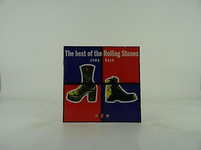 ROLLING STONES, THE BEST OF ROLLING STONES JUMP BACK, VG/VG, 18 Track, CD Album,
