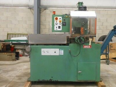 """Dake Euromatic 370Pp Ferrous Type Automatic Cold Saw, 14-1/2"""" Blade"""