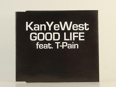 KANYE WEST FT T-PAIN,GOOD LIFE,EX/EX,1 Track, Promotional CD Single, Picture Sle