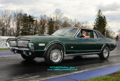 1968 Mercury Cougar XR-7 G collector muscle car cougar XR-7 G  S code  XR7 G