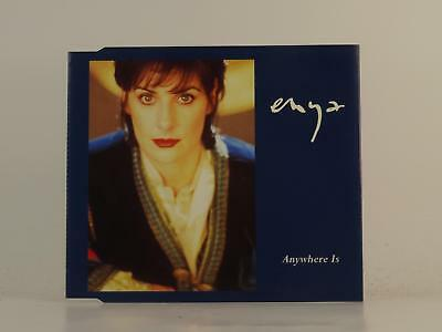 ENYA,ANYWHERE IS,EX/G,3 Track, CD Single, Picture Sleeve,WARNER