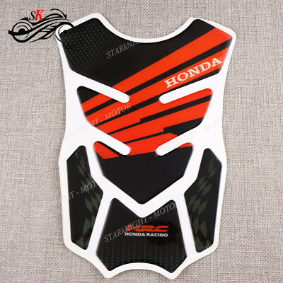 Tank Pad Protector Sticker Decals For Honda CBR 600RR 1000RR HRC CB1000 300 500R