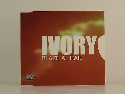IVORY,BLAZE A TRAIL,EX/EX,6 Track, CD Single, Picture Sleeve,CHINESE POP