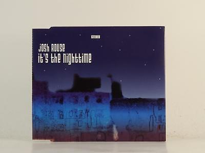 JOSH ROUSE,IT'S THE NIGHTTIME,EX/EX,2 Track, CD Single, Picture Sleeve,RYKODISC