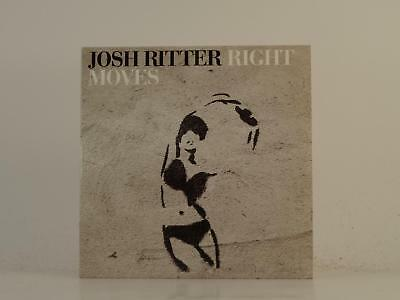 JOSH RITTER,RIGHT MOVES,EX/EX,1 Track, Promotional CD Single, Card Sleeve,V2 MUS