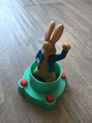 ★ Mc Donalds Happy Meal / McDonalds Peter Hase Nr. 1 Nesthüpfer Nest Rabbit MCD
