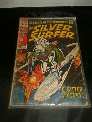 Silver Surfer #11  low grade