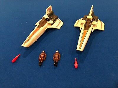 2 Vintage Original Colonial Vipers From 1978 With Pilots Firing Versions