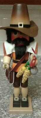 German Nutcracker, Christian Ulbricht, Holzkunst, Hunter West Germany