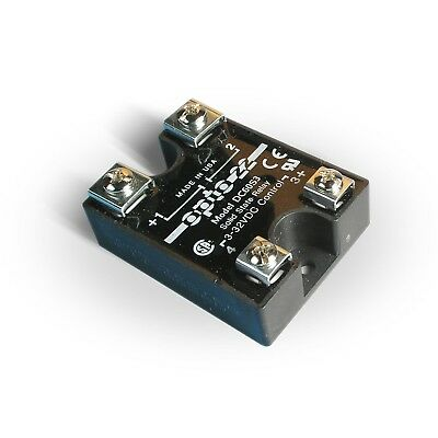 Opto 22 DC60S3 DC Control Solid State Relay, 60 VDC, 3 Amps, 4000 VRMS Isolation