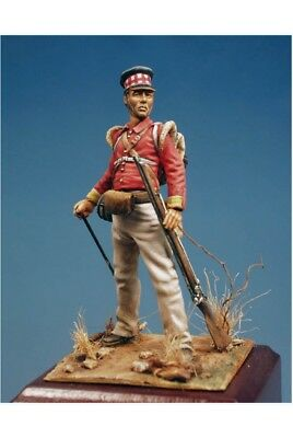 Soldier Of 91st Regiment Foot At South Africa 54mm Painted Toy