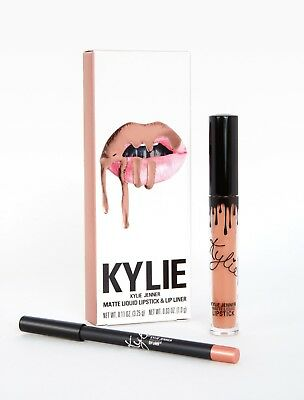 Kylie Cosmetics By Kylie Jenner Exposed Matte Liquid Lipstick & Lip Liner (NEW)