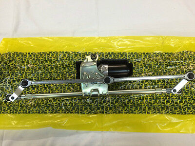Windscreen Wiper Linkage with Motor Front Fiat Dobló Typ119/223 Magneti Marelli