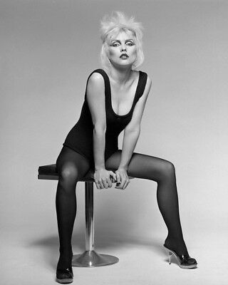 Debbie Harry UNSIGNED photograph - M8440 - Lead singer of punk rock band Blondie