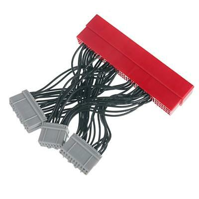 OBD2B TO OBD1 Replace Ecu Jumper Conversion Wiring Wire Harness Us on jumper connector, jumper boots, jumper leads,