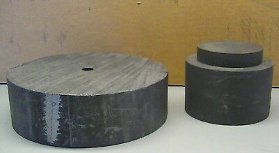 EDM GRAPHITE BLOCK lot of 2 pieces molten metals molds/machining