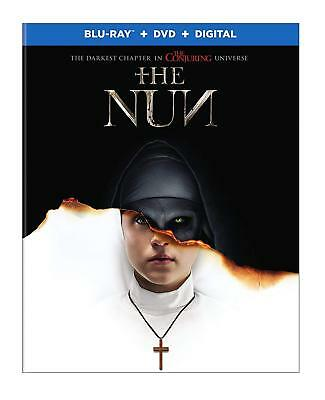 Nun, The Blu-ray Only Disc Please Read