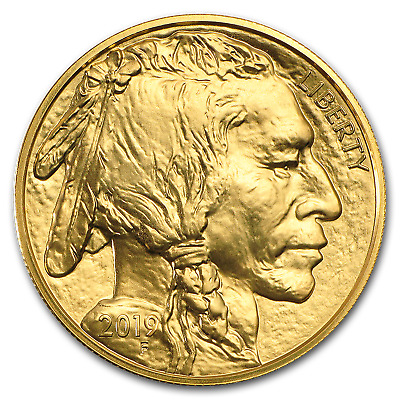 2019 1 oz Gold Buffalo BU - SKU #181869