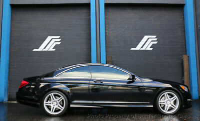 2012 Mercedes-Benz CL-Class CL63 AMG 2012 Mercedes Benz CL63 AMG Driver Assist Night Vision Financing Accept Trades