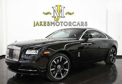2016 Rolls-Royce Wraith ~INSPIRED BY MUSIC EDITION~$382K MSRP~1 of 27 MADE 2016 Rolls-Royce Wraith~INSPIRED BY MUSIC EDITION~ $382K MSRP~ 1 of 27 PRODUCED!