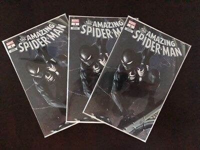 Marvel Amazing Spider-man #1 Gabriele Dell'Otto Variant KRS SDCC 2018