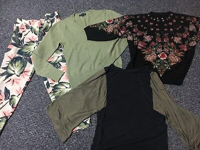 bundle of women's clothes size 12 all in great condition 4 items